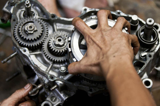 motor bike engine rebuilds