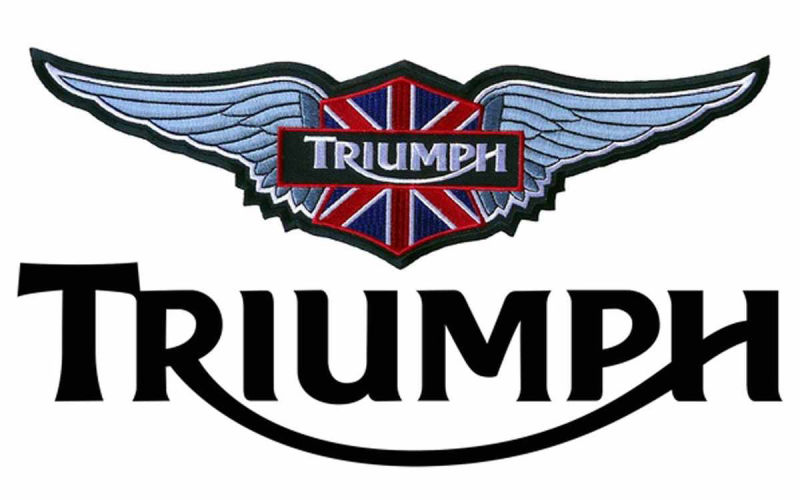 truimph motor cycle